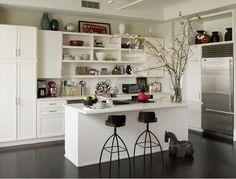 cozinha prateleiras aberta - Pesquisa Google