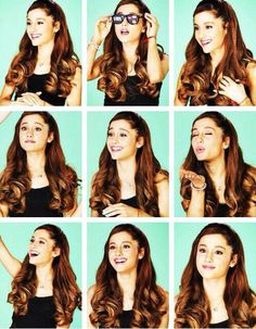 If we can get Ariana Grande to see this board we can make it very big so any ideas?