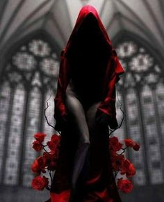 Angel After Dark. Top Gothic Fashion Tips To Keep You In Style. Consistently using good gothic fashion sense can help Dark Fantasy Art, Dark Beauty, Gothic Beauty, Victorian Goth, Fantasy Photography, Maquillage Halloween, Foto Art, Red Aesthetic, Gothic Art