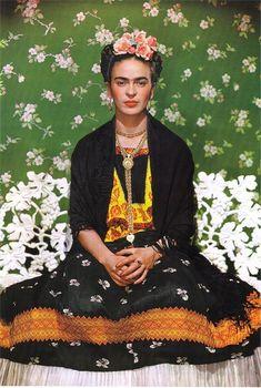 Фрида Кало на цветных снимках (часть 2). - Prophotos.ru. Профессионально о фотографии
