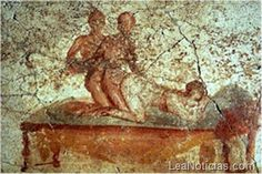 Arte porno y antiguo en el Museo Arqueológico de Nápoles (Fotos) - http://www.leanoticias.com/2012/01/27/arte-porno-y-antiguo-en-el-museo-arqueolgico-de-npoles-fotos/