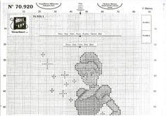 Princess growth chart 2 of 12 Disney Cross Stitch Patterns, Cross Stitch For Kids, Cross Stitch Baby, Cross Stitch Flowers, Cross Stitching, Cross Stitch Embroidery, Cross My Fingers, Stitch Cartoon, Cross Stitch Needles