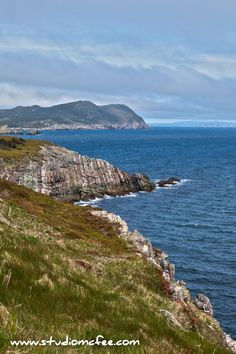 'North from Ferryland' - the Avalon Coast north of Ferryland NL