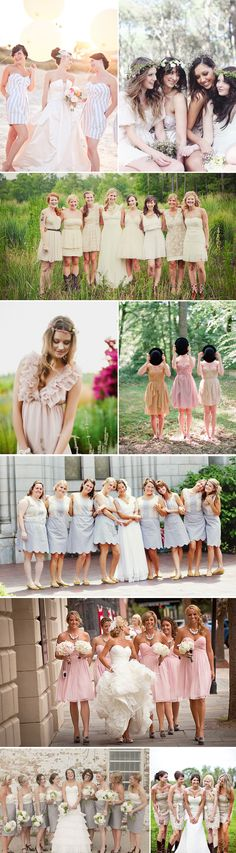 great site for photo inspiration lovely bridesmaids ideas!