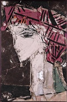 Manolo Valdés   Perfil con tocado rosa  2011  http://www.artnet.com/artists/manolo-valdés/artworks-for-sale