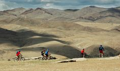 Cycling in Mongolia | Travels with a purpose