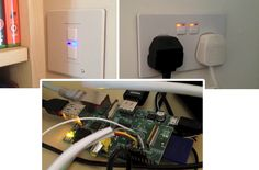 """It's not quite artificial intelligence, but saying """"Jeeves, lights!"""" will switch on the bulbs in the room. [Chipos81] built the voice-activated home automation around a Rapsberry Pi board with Lightwa..."""