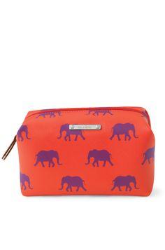 Stella & Dot Pouf Elephant Print www.stelladot.com/satexasdot