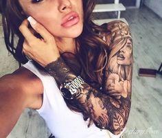 tattoo sleeve for women