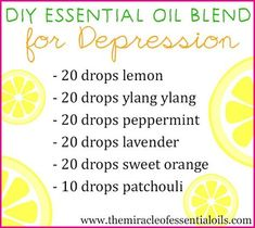 down? Make your own DIY essential oil blend for depression to uplift you Feeling down? Make your own DIY essential oil blend for depression to uplift youFeeling down? Make your own DIY essential oil blend for depression to uplift you Essential Oils For Depression, Top Essential Oils, Helichrysum Essential Oil, Citrus Essential Oil, Citrus Oil, Essential Oil Diffuser Blends, Young Living Essential Oils, Essential Oils For Autism, Essential Oils