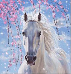 White Horse GIF - White Horse GIFs