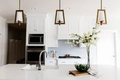 The Next Redesign of the Kitchen with Two Tone Kitchen Cabinets - Decorology
