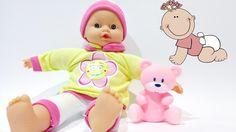 Baby Doll Crying Video How To Play With Baby ★ Bebé Muñeca llorando Para...