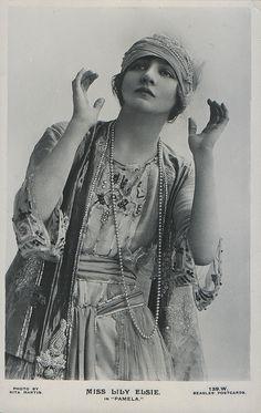 Lily Elsie (Rotary 139 W)