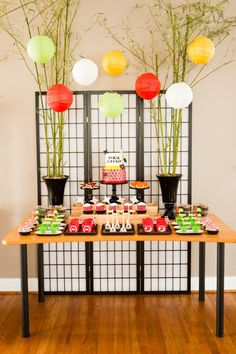 Hi everyone!  I'm so excited to finally release photos from Jeffrey's recent 7th birthday Ninja Party that I planned in June. My son loves Lego Ninjago (as do most 7 year olds!) so we went with a Ninja style party and created an Asian environment by pulling in traditional elements such as lanterns, black and …