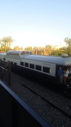 Dome Car 800149 Evelyn R. Henry Brings Up the End of Southwest Chief  Train 4(27) at Fullerton