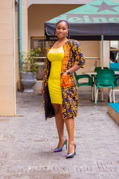 Latest African Fashion Dresses, African Print Fashion, African Prints, African Inspired Clothing, African Blouses, Ankara Skirt And Blouse, Ankara Jackets, African Dress, African Style