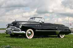 LaSalle Classic Cars | Collection | 1949 Buick Super 56C Convertible, € 80.000,-