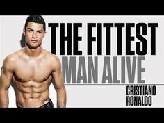 Ronaldo é o homem com a melhor forma física do mundo
