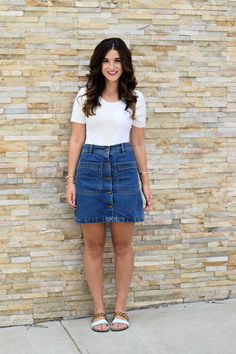Cotton Lace Ivory Bodysuit Tuxe Louboutins & Love Fashion Blog Esther Santer NYC Street Style Blogger Lifestyle Summer Staple Wear Shopping Shirt Skirt Outfit OOTD Photoshoot Feminine Beautiful Pretty Layering Model Denim Zara Loeffler Randall Sandals.jpg