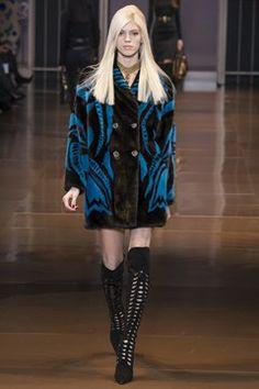 Versace, Ready-to-Wear, Autumn/Winter, 2014/2015, Milan Fashion Weeks #Mayeiah #fashion