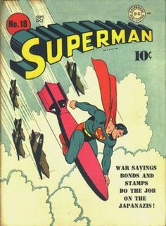 So why didn't Superman, Wonder Woman and their super-friends just fly over and take out the Nazis during World II?  This question and others will be answered Wednesday, Jan. 7, in a panel discussion at the Maltz Museum.