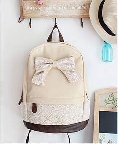 Cute Lace Floral Sweet Bow Shoulder Bag for a big sale in bygoods.com