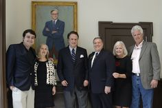 Coastal Carolina University recognized one of its founding fathers when it unveiled a portrait of the late Joseph W. Holliday during a ceremony in Atheneum Hall Alumni Center on Wednesday, Nov. 18. The portrait was donated to the University by the Holliday family. Holliday, a native of Galivants Ferry, was a leader in the governance of Coastal Carolina in its formative years. Read more from Coastal News at http://www.coastal.edu/newsarticles/story.php?id=4167