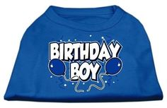 Mirage Pet Products 14-Inch Birthday Screen Print Shirts, Large ** Be sure to check out this awesome product. #Cats