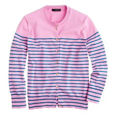 J.Crew sweater that's not only DG colors, but has ANCHOR buttons! Just bought it on sale :)