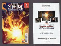 DOCTOR Dr STRANGE SORCERER SUPREME #1 Value Comic Book Marvel 2016 NO CODE | Collectibles, Comics, Modern Age (1992-Now) | eBay!