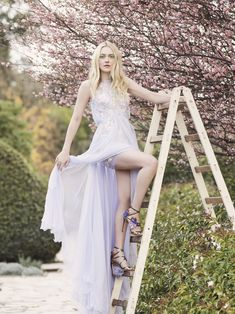 On Her Way to The Top -- Dakota Fanning