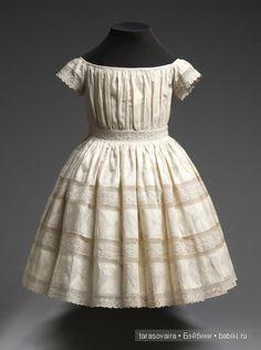 Детская мода 19 века. Идеи для вдохновения. / Винтажные антикварные куклы, реплики / Бэйбики. Куклы фото. Одежда для кукол