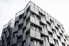 Habitatges a plaça Lesseps · OAB, Carles Ferrater