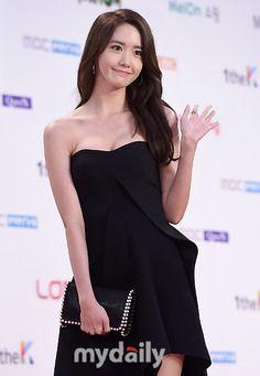 SNSD Yoona Melon Music Awards 2015