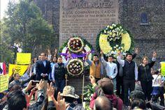 Recuerdan en Plaza de las Tres Culturas matanza estudiantil - Milenio.com