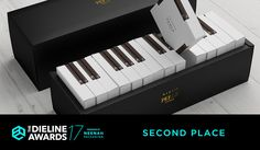 Design symphony: creative gift packaging for piano cakes in terms of produ . - Design symphony: creative gift packaging for piano cakes When it comes to product design, designer - Creative Gift Packaging, Cake Packaging, Creative Gifts, Packaging Design, Creative Box, Branding Design, Creative Design, Gift Box Packaging, Creative Artwork