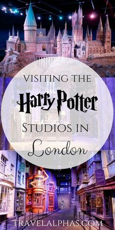 Your guide to visiting the Harry Potter Studios in London, England!                                                                                                                                                                                 Plus