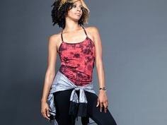The Cosmos Tank cami by Nux #GoodLooks #fitness #fashion