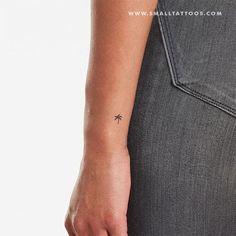 Mom Tattoos Discover Matching Key and Lock Temporary Tattoo (Set of Tiny Palm Tree Temporary Tattoo (Set of Small Girl Tattoos, Little Tattoos, Mini Tattoos, Cool Tattoos, Awesome Tattoos, Art Tattoos, Tatoos, Small Palm Trees, Small Palms
