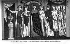 Medieval Wedding Dresses - Early Medieval