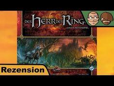 Der Herr der Ringe – Das Kartenspiel LCG – Review #178   Hunter & Cron