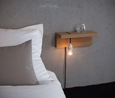 baladeuse #light #deco #decoration #diy #chevet #lamp #lampe #luminaire #chambre #bedroom