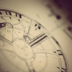 Sketching this wonderful piece of art #jaquet #watchmaker #watches