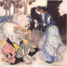 """One of Seena Jacob's favorite fairy tales of all time- Beauty and the Beast.  """"This book taught me how important it was to be beautiful on the inside."""""""