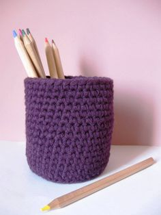 knitted basket reserved coral knitted basket by matemo on etsy € 10 ...