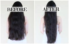 HOW TO GROW HAIR OVERNIGHT! BEST HAIR MASK!!