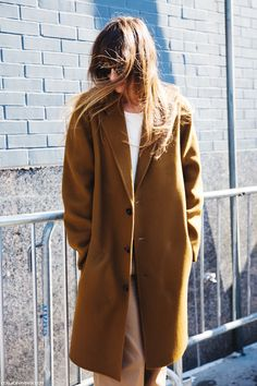 New_York_Fashion_Week-Street_Style-Fall_Winter-2015-Caroline_De_Maigret-Camel-1