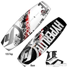 Overton's : Hyperlite State Wakeboard with Remix Boots - Watersports > Wakeboards & Boots > Men's Wakeboards > Wakeboard & Boot Packages :