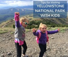 Learn about all the fun things you can do with your kids in Yellowstone National Park. One of the best National Parks to visit in the USA for family travel.